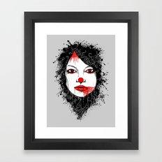 The Harlequin Framed Art Print