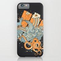 El viaje de Carlitos iPhone 6 Slim Case