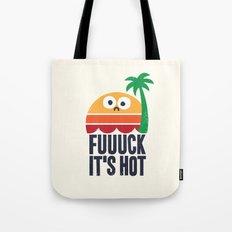 Heated Rhetoric Tote Bag