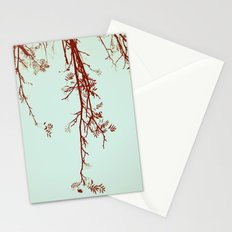 Delicate like breeze Stationery Cards