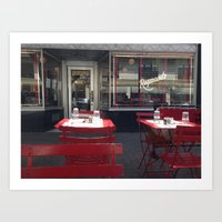 Raymonds, Montclair NJ Art Print