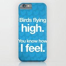 Birds flying high. iPhone 6s Slim Case