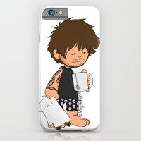 iPhone & iPod Case featuring Sleepy Lou by Ashley R. Guillory