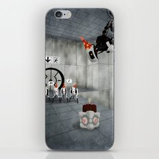 Glados' Birthday iPhone & iPod Skin