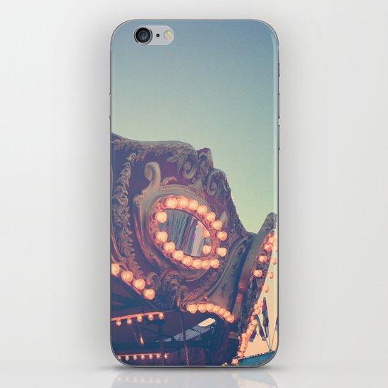 Twilight Carnival Ride iPhone & iPod Skin