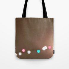 Christmas Lights. Tote Bag