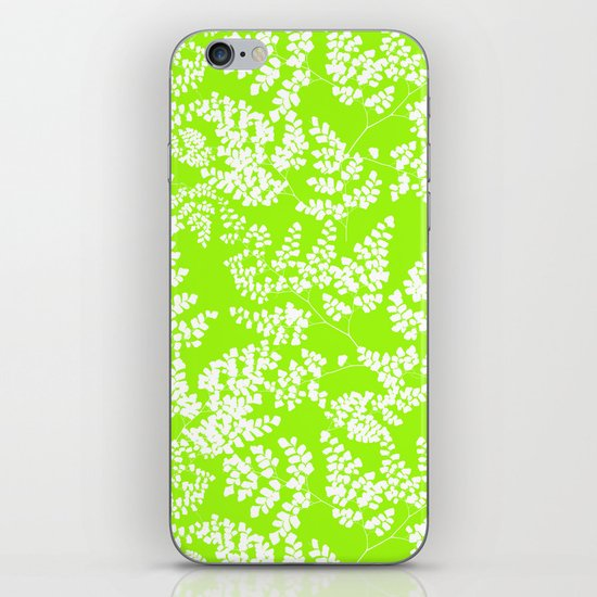 Spring Green iPhone & iPod Skin