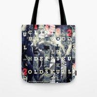 Grandpa Cowboy Tote Bag