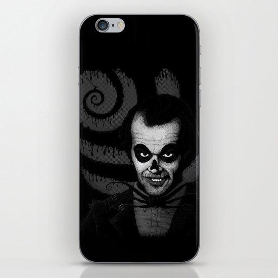 Jack T. Skeleton iPhone & iPod Skin