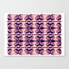 Lattice Branch Canvas Print