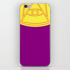 Ozymandias iPhone & iPod Skin