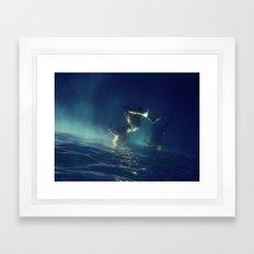 Our Own Nothingness Framed Art Print