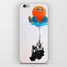 Octopus Ink iPhone & iPod Skin