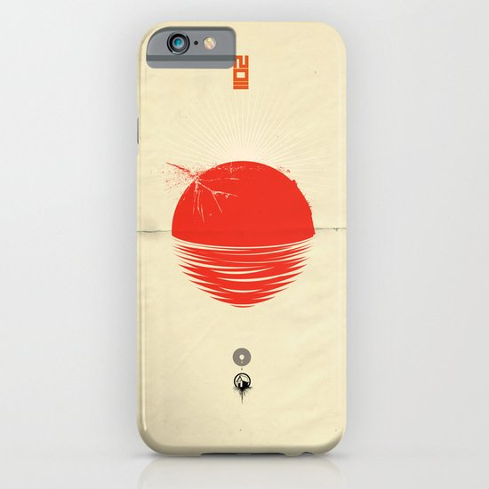 """Japan relief poster/all proceeds will go to """"Peace Winds"""" iPhone & iPod Case"""