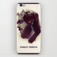 Stanley Kubrick iPhone & iPod Skin