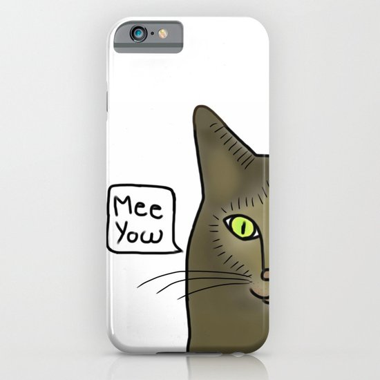 Mee Yow iPhone & iPod Case