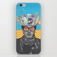 Ego iPhone & iPod Skin