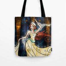 Once upon a December Tote Bag