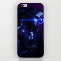 Mass Effect: Legion iPhone & iPod Skin
