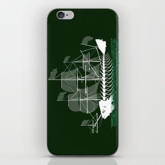 Cutter Fish iPhone & iPod Skin