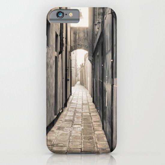 Endless Alley iPhone & iPod Case