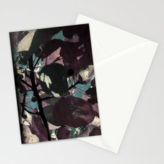 Cool Fall Leaves Stationery Cards