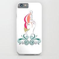 Psycho Parrot iPhone 6 Slim Case
