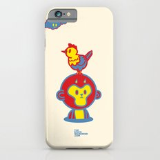 The Monkey and The Rooster  iPhone 6 Slim Case