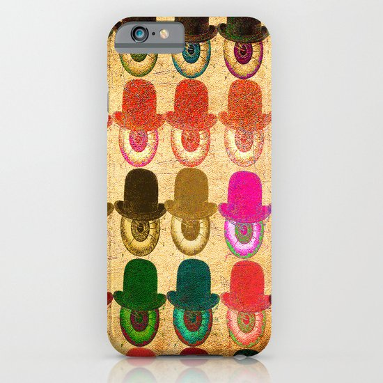 Monsieur Bone Multiplicity iPhone & iPod Case