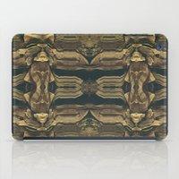 Stalagmites Version 1 iPad Case