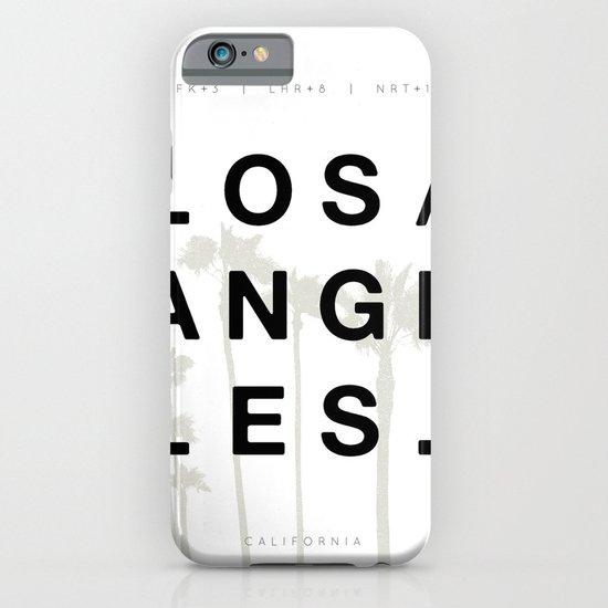 Los Angeles. iPhone & iPod Case
