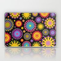 Bright And Colorful Flow… Laptop & iPad Skin