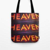 Heaven In Color Tote Bag