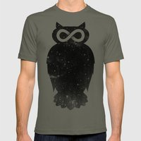 Owlfinity  Mens Fitted Tee Lieutenant SMALL