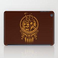 Steampunk 1852 iPad Case