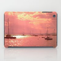 Red Lake iPad Case
