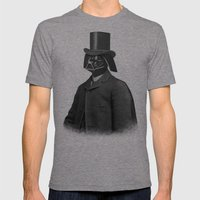Lord Vadersworth (square… Mens Fitted Tee Tri-Grey SMALL