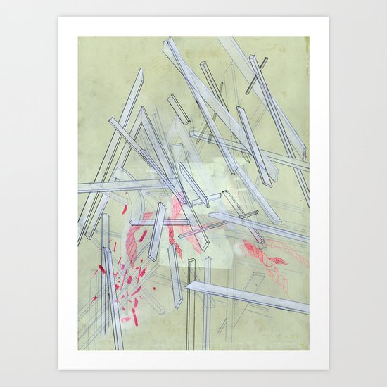 Ultimate Vacation Dream Home Art Print By Cody Hoyt Society6