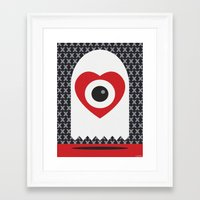 TABOO Framed Art Print