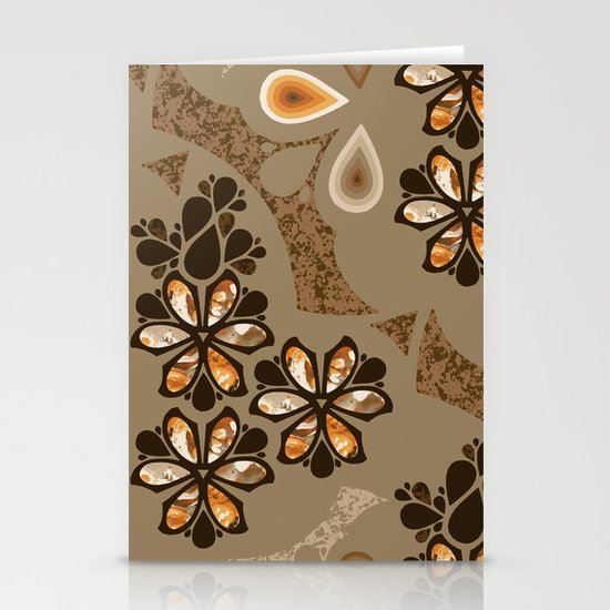 Middle Stationery Card