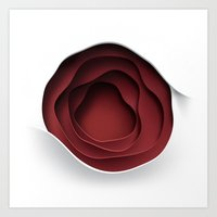 Flower (2008) Art Print