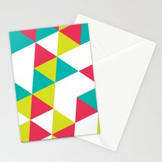 TROPICAL TRIANGLES - Vol 2 Stationery Cards