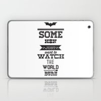 Dark Knight Laptop & iPad Skin