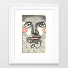Observe Framed Art Print