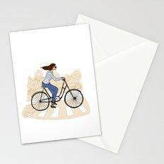 Street stripes Stationery Cards