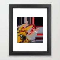 But I'm a Real Dragon! Framed Art Print