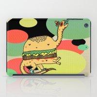Snack-O-Saurus iPad Case
