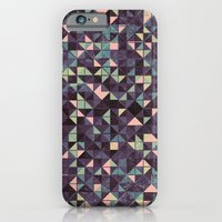 iPhone & iPod Case featuring Desaturate by purple K