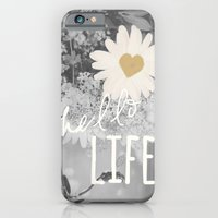 iPhone & iPod Case featuring DAISY by SUNLIGHT STUDIOS  Monika Strigel