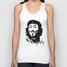 Expect Che Unisex Tank Top